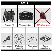 Load image into Gallery viewer, T-Rex RC Helicopter Drone with Camera HD 1080P WIFI FPV