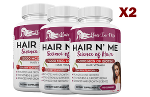 hair vitamins - 6 month supply