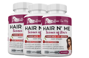 hair vitamins - 3 month supply