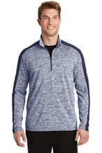Load image into Gallery viewer, Marblehead Bank Men's PosiCharge 1/4 Zip Pullover