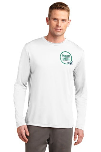 Endicott Singers Long Sleeve Performance Shirt