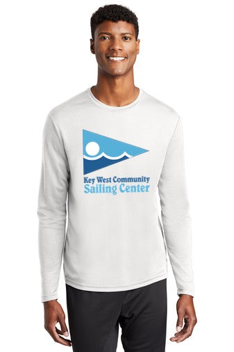 Key West Sailing Long Sleeve Rash Guard