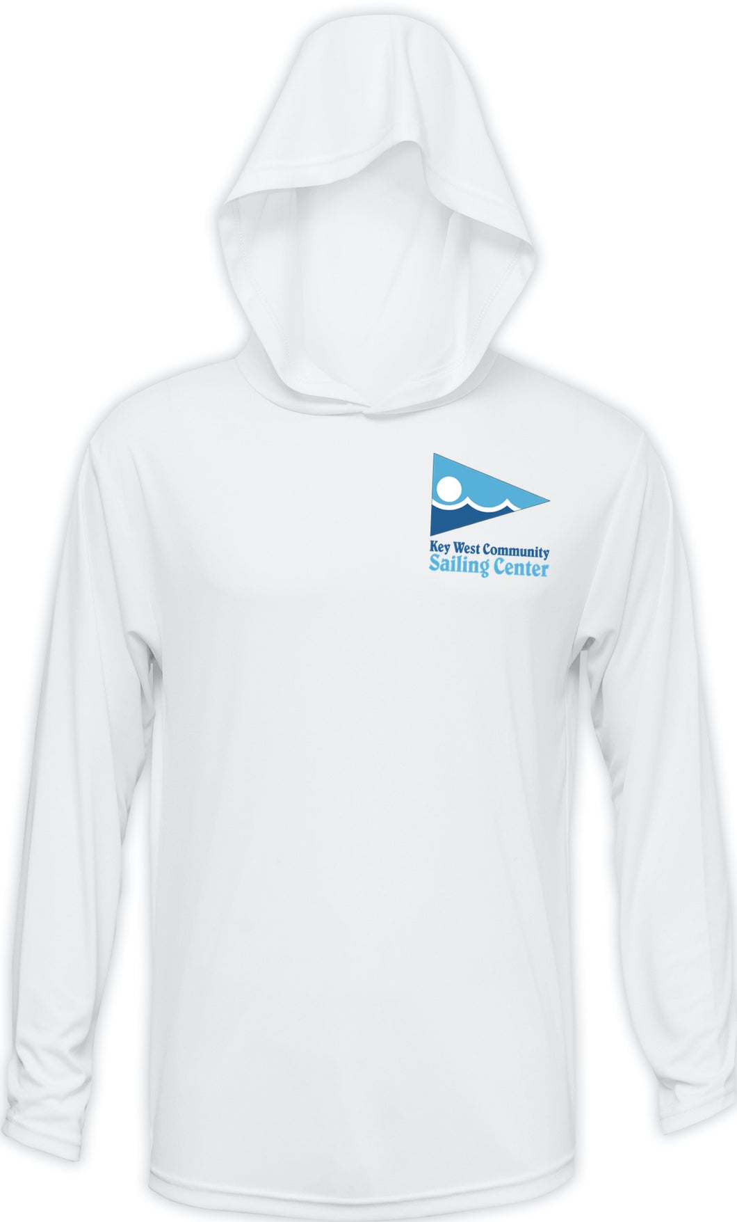 Key West Sailing Performance Lightweight Hoodie