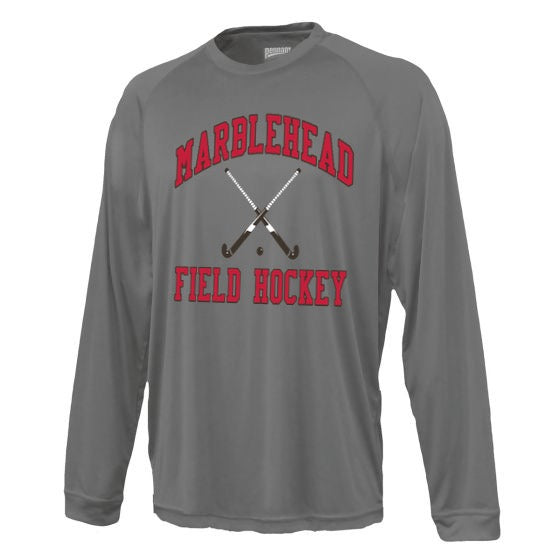 MHS Field Hockey Long Sleeve Power Tee