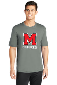 MHS Field Hockey Short Sleeve Performance Shirt