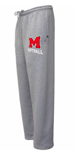 MHS Softball Pocket Sweatpants