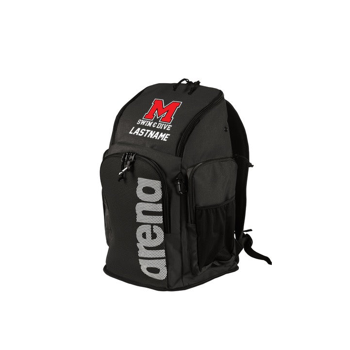 MHS Personalized Swim Bag