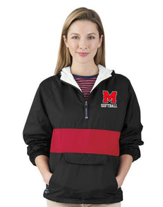 MHS Softball Classic Pullover
