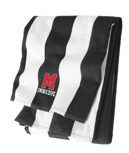 MHS Swim Towel