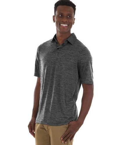 Marblehead Bank Men's Space Dye Polo