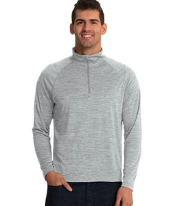 Marblehead Bank Men's Space Dye Pullover