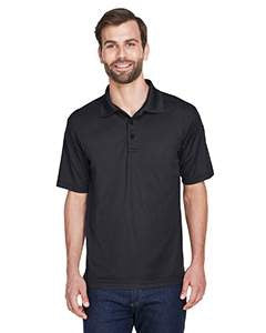 Marblehead Bank Men's UltraClub Mesh Pique Polo