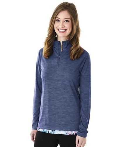 Marblehead Bank Women's Space Dye Pullover