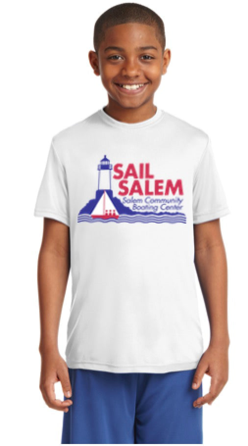 Sail Salem Performance T-Shirt