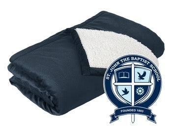 St. John Lodge Fleece Blanket
