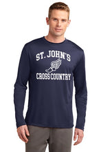 Load image into Gallery viewer, St. John Performance Long Sleeve Tee
