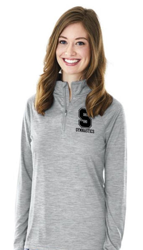 Marblehead / Swampscott Gymnastics Space Dye Pullover