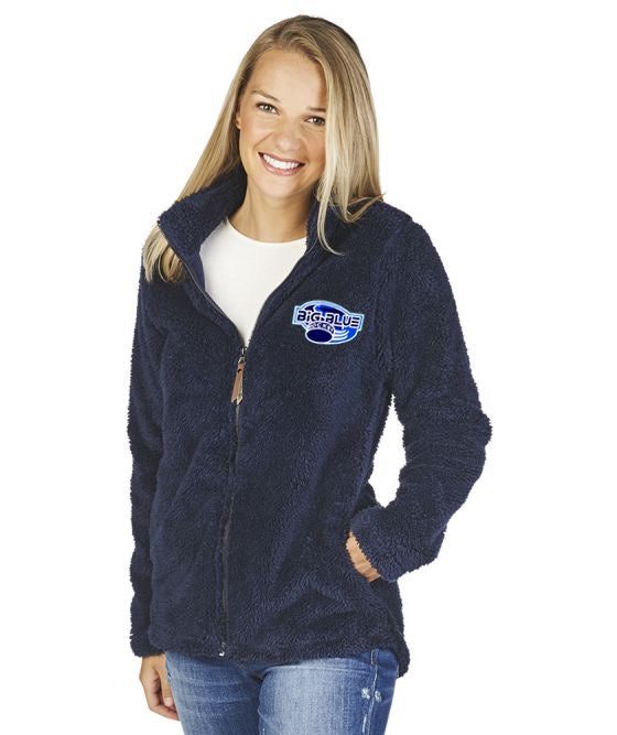 Swampscott Hockey Newport Fleece Zip