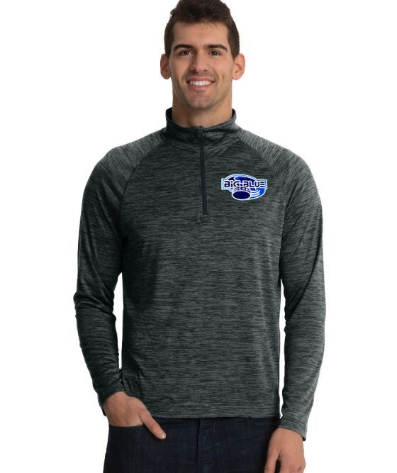 Swampscott Hockey Space Dye Pullover