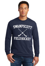 Load image into Gallery viewer, Swampscott Field Hockey Long Sleeve Performance Tee