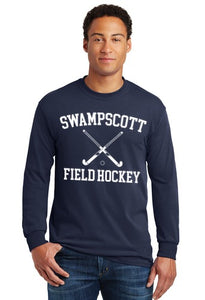Swampscott Field Hockey Long Sleeve Performance Tee
