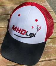 Load image into Gallery viewer, Youth Lacrosse Hat