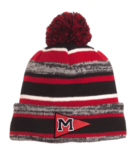 MHS Sailing Team New Era Pom Pom Hat