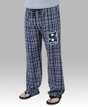 Load image into Gallery viewer, Swampscott Ski Team Plaid PJs (Pre-Order)