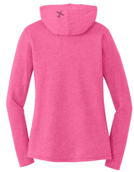 PLANE Sexy Fusion Light Weight Hoodie (Pink)
