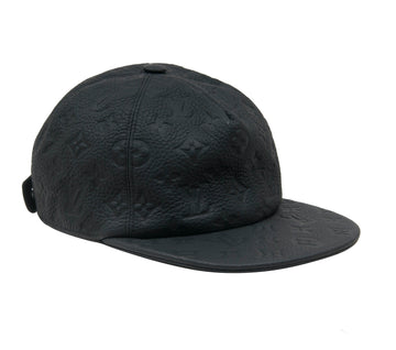 1.0 Monogram Leather Cap LOUIS VUITTON