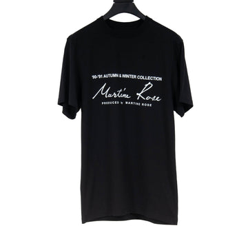 90-91 AW Collection T Shirt (Black) Martine Rose