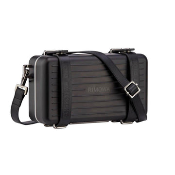 Amenity Kit - Aluminum (Black) RIMOWA