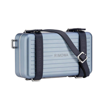 Amenity Kit - Aluminum (Blue) RIMOWA