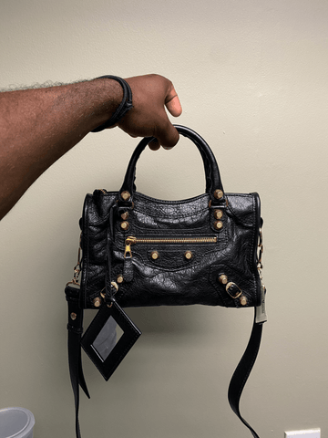 Balenciaga Mini Crossbody THE-ECHELON