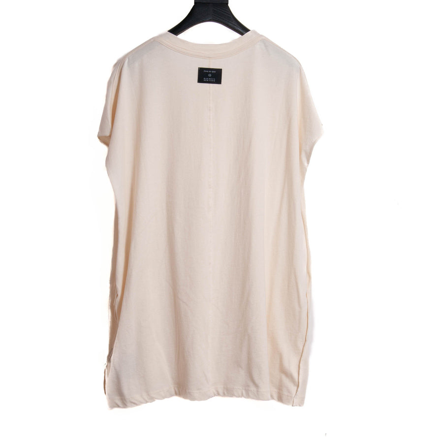 Barneys Exclusive Cut Off T Shirt FEAR OF GOD
