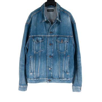 BB Mode Denim Jacket BALENCIAGA