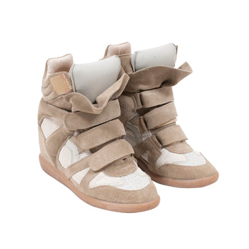 Bekkett High Tops Isabel Marant