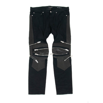 Biker Zipper Jeans SAINT LAURENT