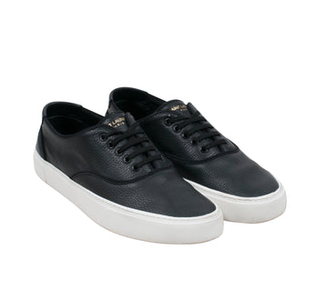 Black & White Venice Low Top Sneakers SAINT LAURENT