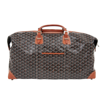 Boeing 55 (Black/Brown) GOYARD