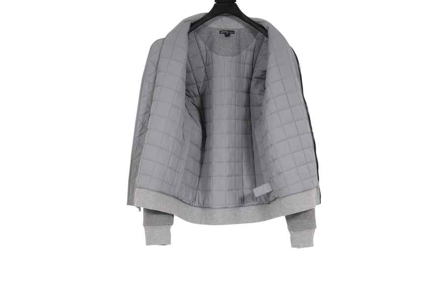 Bomber Jacket (Gray) James Perse