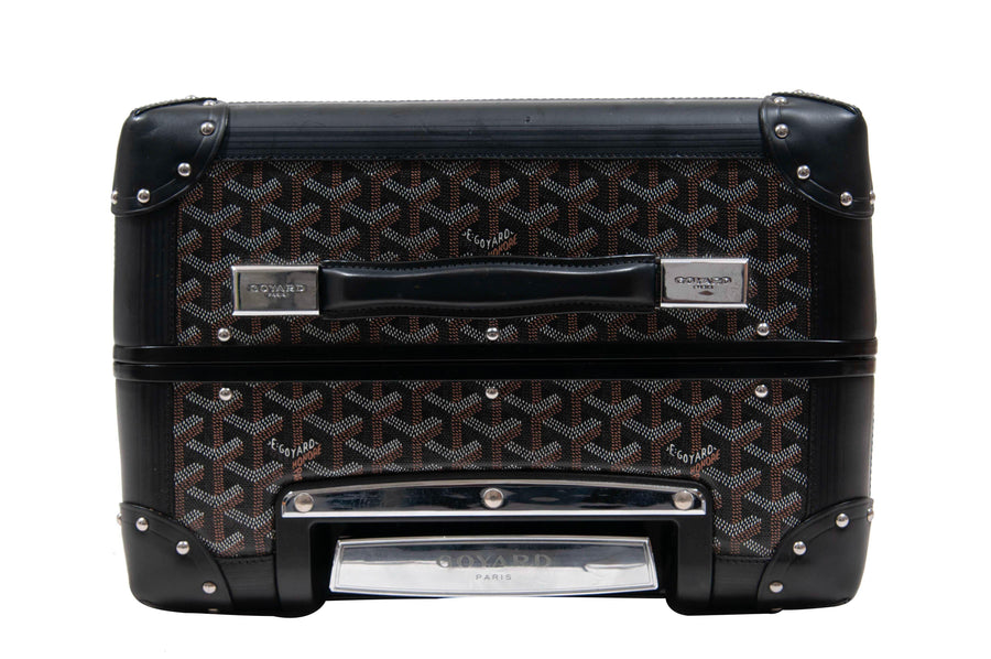 Bourget Rolling Luggage (Black) GOYARD