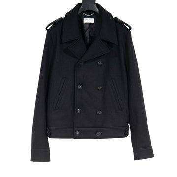 Cabin Coat (Black) SAINT LAURENT