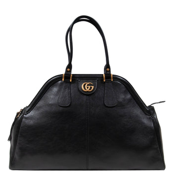 Calfskin Large Re(Belle) Top Handle Bag GUCCI