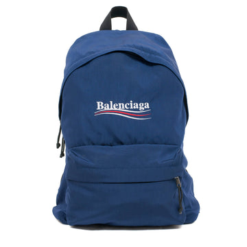 Campaign Logo Explorer Backpack BALENCIAGA