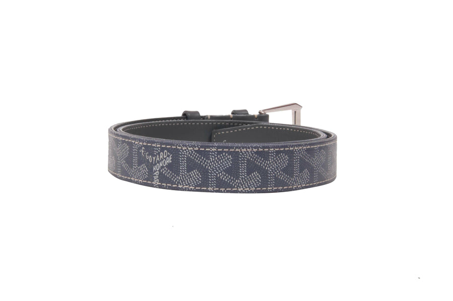 Ceinturebattled Belt (Gray) GOYARD