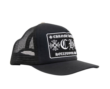 CH Trucker Hat (Black) CHROME HEARTS