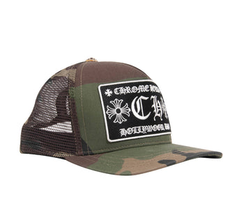 CH Trucker Hat (Camo) CHROME HEARTS