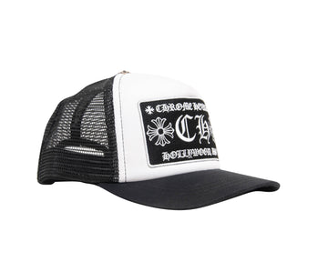 CH Trucker Hat (White) CHROME HEARTS