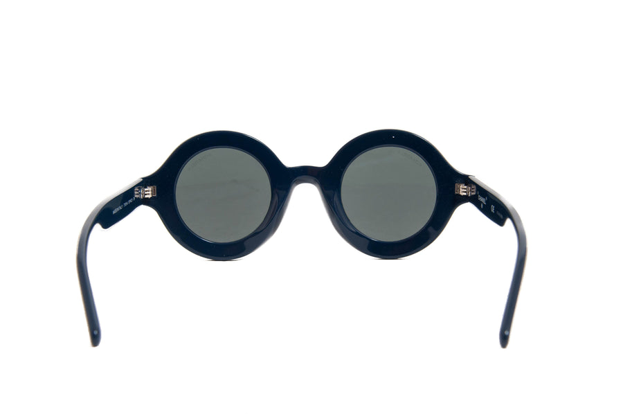 Chanel x Pharell Sunglasses (Navy) CHANEL